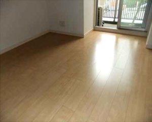 白井市のマンションリフォーム,カーペットから防音フローリングL45 floorl45l40