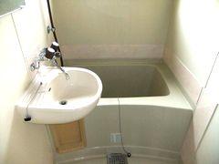セキスイユニットバスのサビ補修 アイカ バスルームパネル施工例 bathrepair