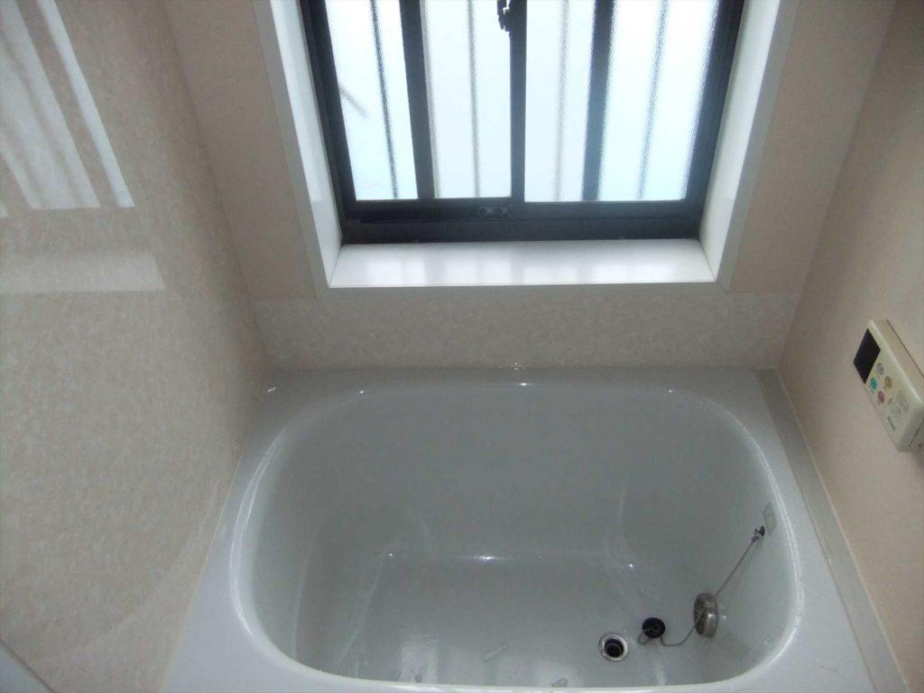 ユニットバスのサビ補修 アイカセラール バスルーム用 bathrepair unitbath