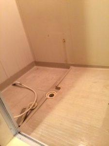 マンション ユニットバス浴槽交換,バスナフローレ施工 unitbath bathna