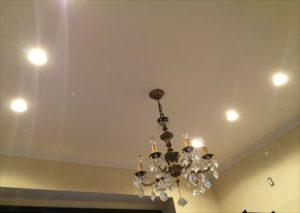 LEDダウンライト,シンクロ調光調色,パナソニック施工例 electrical cloth
