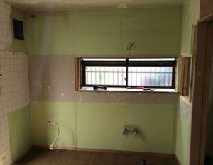 戸建システムキッチン,TOTO, クラッソ施工例 wetroom system-kitchen