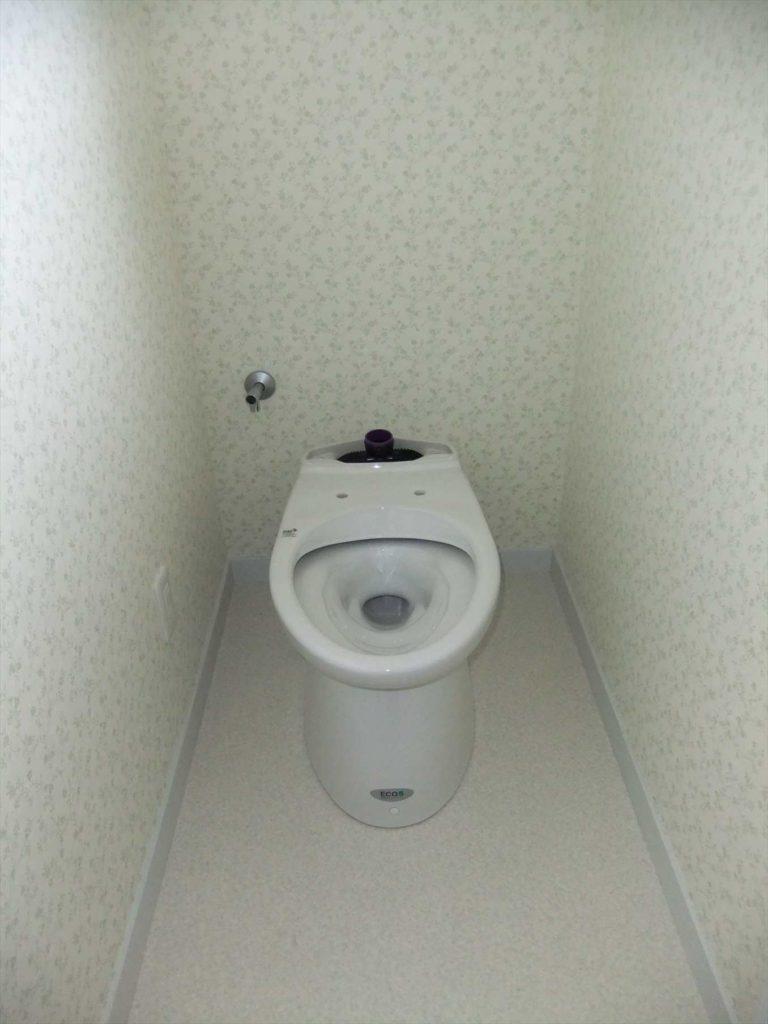 戸建てのトイレリフォーム施工例 リクシル アメージュZR wetroom toiletlixiltoto