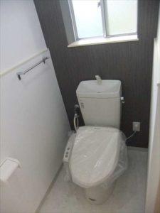 築30年のアパート,トイレリフォーム,和式から洋式へ wayoutoilet toiletlixiltoto cloth