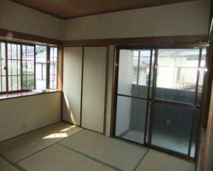 和室から洋室,押入からクローゼット,畳からフローリング wayoureform floor closet