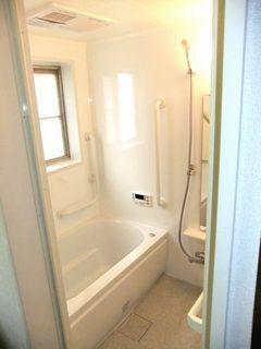 戸建ての浴室リフォーム TOTO サザナ施工例 unitbath