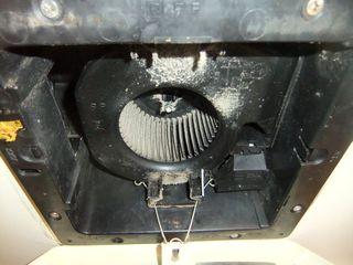ユニットバス,天井ダクト換気扇交換 ductfan