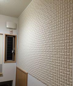 エコカラットの寝室や玄関,トイレへの施工例 interior ecocarat