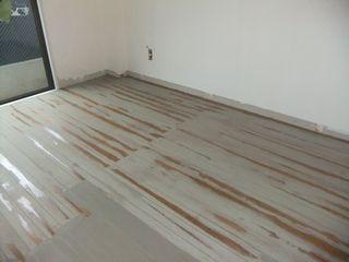 柏市マンション フロアタイルの施工例 東リ|サンゲツ floortile