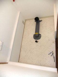 アパートの和式トイレを洋式トイレへリフォーム,シャワートイレ施工例 wayoutoilet toiletlixiltoto