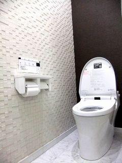サティスSリトイレ,エコカラット, アクセントクロス  toiletlixiltoto cloth ecocarat