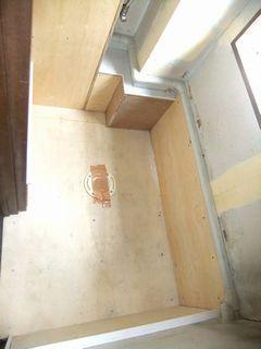 鉄骨マンションの和式トイレを洋式トイレへリフォーム wayoutoilet toiletlixiltoto