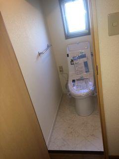 戸建てトイレリフォーム,クロス床巾木セット toiletlixiltoto cf