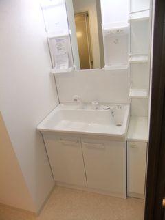 賃貸にもおすすめの洗面化粧台,TOTO,Vシリーズ washbasin