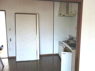 マンション,リノベーション,予算300万 施工例 wayoureform bankyofloor floortile system-kitchen cloth