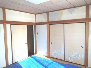 戸建て 和室から洋室フルリフォーム wayoureform renovation floor closet