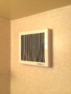 浴室換気扇交換 ユニットバス パイプファン 150φ ductfan