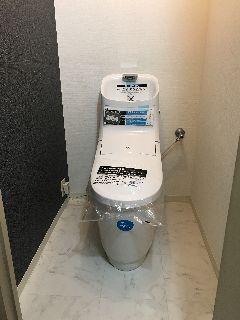 リクシル プレアスHS 壁排水タイプのトイレ施工例 toiletlixiltoto