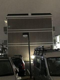 水銀灯安定器の交換 賃貸マンション共有部電気工事 commonareas electrical